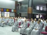 佛學院開學典禮2011